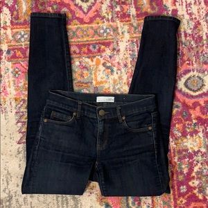 Modern skinny Loft skinny jeans